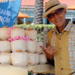 Coconut Man - Catering a house party