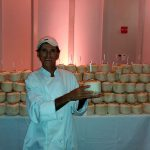 Coconut Man - Catering a wedding